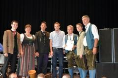 Bezirksmusikertreffen Krieglach 2015
