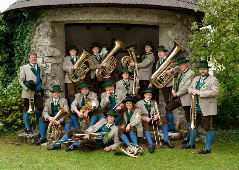 Gruppenbild Waldhorn