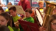 """Konzert Jugendorchester """"Bläserwind"""" im ECE 2016"""