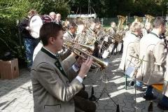 MTK vor Ort: Konzert beim Kindergarten Mitterdorf