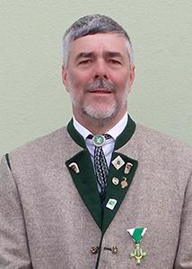 Stabführer Johann Lackner BEd