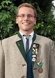 Finanzreferent Stv. Patrick Bauer