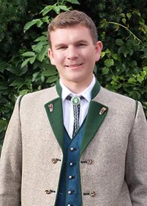 Instrumentenarchivar Stv. Christoph Dittmann