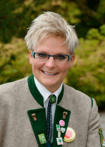 Schriftführerin Sandra Dornhofer